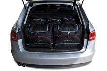 Kjust Audi A6 Avant (4G5/C7/4GD) 2011- CAR BAGS SET 5 PCS