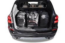 Kjust BMW X3 2017- CAR Bags set 4 pcs