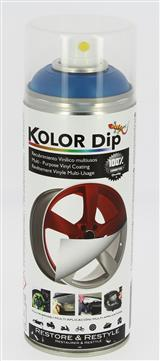 Kolor Dip Metallic Blauw Spray 400 ml