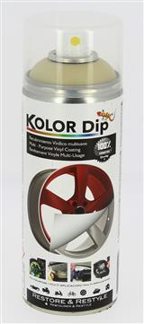 Kolor Dip Pearl Metallic Goud Spray 400 ml