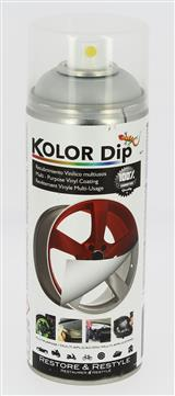 Kolor Dip Pearl Metallic Aluminium Spray 400 ml