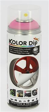 Kolor Dip Fluor Roze Spray 400 ml