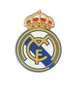 Embleem Real Madrid 48x50mm