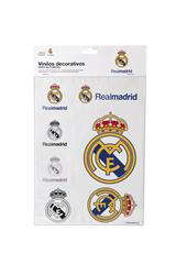 Stickerset Real Madrid A4
